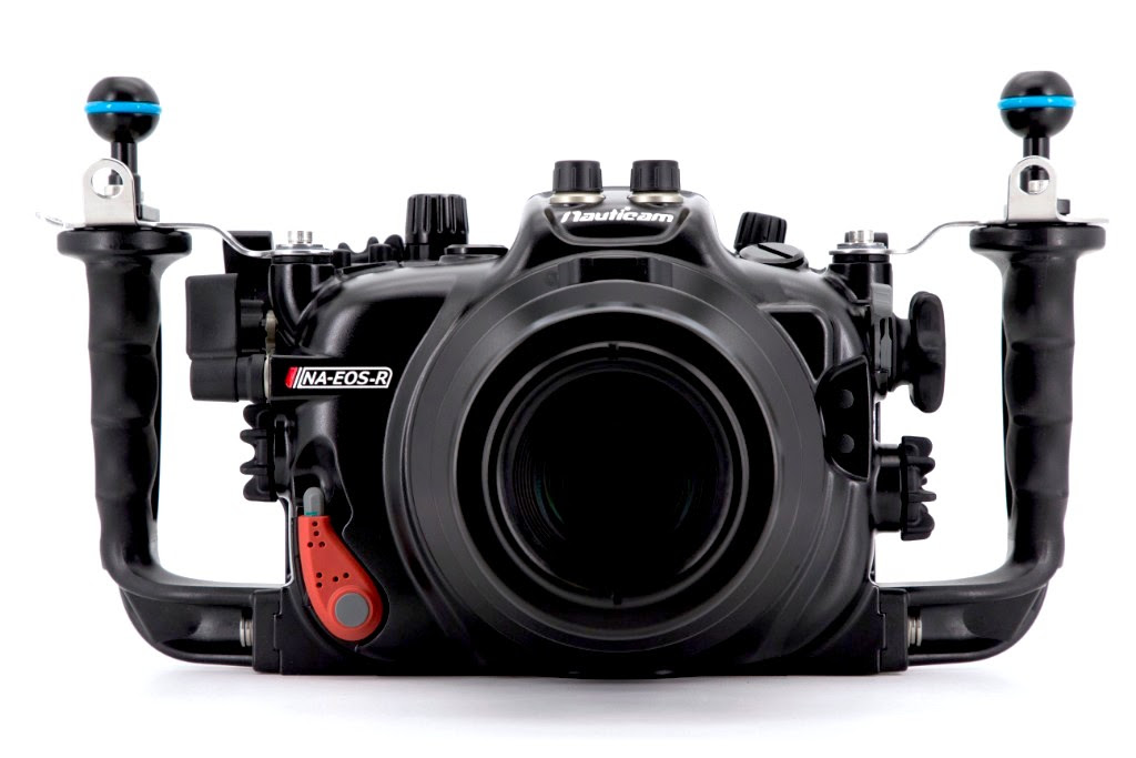 Nauticam NA-EOS-R Housing for Canon EOS-R